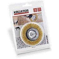 KRT150110 - Brusný měděný kartáč 75mm