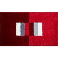 LineaDue CAPRICIO Koupelnová předložka 70x120 cm, rubínová - Koupelnová předložka