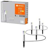 Ledvance - SADA 5x LED RGBW VenKovní lampa SMART+ MINI 5xLED/5,7W/230V IP65 - Zahradní osvětlení