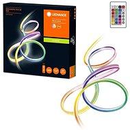 LED pásek Ledvance - LED RGB Stmívatelný venKovní pásek FLEX 5m LED/23W/230V IP44 + dálKové ovládání