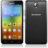 Lenovo A5000 Black Dual SIM - Mobilní telefon