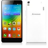 Lenovo A7000 White Dual SIM - Mobilní telefon