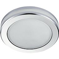 LUXERA DOWNLIGHT LED / 5W, 4000K, CHROME / FROSTED