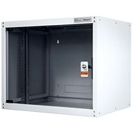 Legrand EvoLine nástěnný datový rozvaděč 9U, 600x450mm, 65kg, skleněné dveře - Rozvaděč