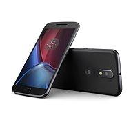 Lenovo Moto G4 Plus Black - Mobilní telefon