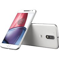 Lenovo Moto G4 Plus White - Mobilní telefon