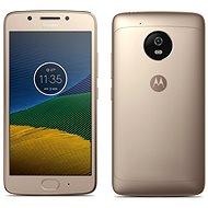Motorola Moto G 5.generace Gold - Mobilní telefon