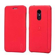 Lenuo Ledream na Xiaomi Redmi 5 Plus červené - Pouzdro na mobilní telefon