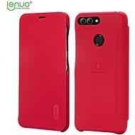 Lenuo Ledream na Huawei Y6 Prime (2018) Red - Pouzdro na mobilní telefon