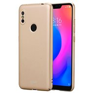 Lenuo Leshield na Xiaomi Redmi Note 6 Pro Gold - Kryt na mobil