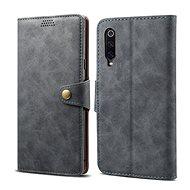 Lenuo Leather pro Xiaomi Mi 9, šedá - Pouzdro na mobilní telefon