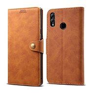 Lenuo Leather pro Honor 10 lite, hnědé - Pouzdro na mobilní telefon