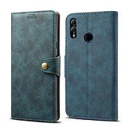 Lenuo Leather pro Honor 10 lite, modré - Pouzdro na mobilní telefon