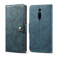 Lenuo Leather na Xiaomi Mi 9T, modré - Pouzdro na mobilní telefon