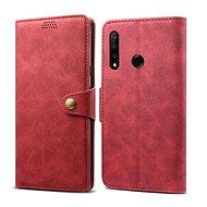 Lenuo Leather na Honor 20 lite, červené - Pouzdro na mobilní telefon