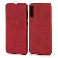 Lenuo LeDe na Samsung Galaxy A50/A50s/A30s červené - Pouzdro na mobilní telefon