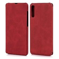 Lenuo LeDe na Samsung Galaxy A70, červené - Pouzdro na mobilní telefon