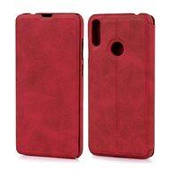 Lenuo LeDe na Huawei Y7 Prime (2019), červené - Pouzdro na mobilní telefon