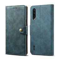 Lenuo Leather pro Xiaomi Mi 9 Lite, modrá - Pouzdro na mobilní telefon