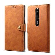 Lenuo Leather for Xiaomi Redmi 8, brown