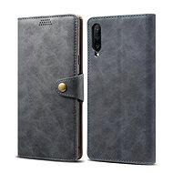 Lenuo Leather pro Huawei P Smart Pro/Y9s, šedá  - Pouzdro na mobil