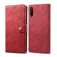 Lenuo Leather pro Huawei P Smart Pro/Y9s, červená  - Pouzdro na mobil
