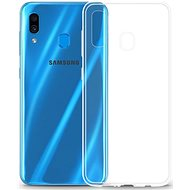 Lenuo Transparent pro Samsung Galaxy A30 - Kryt na mobil