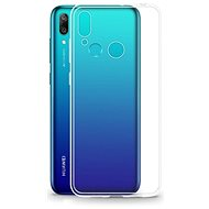 Lenuo Transparent pro Huawei Y7 / Y7 Prime 2019 - Kryt na mobil