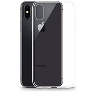 Lenuo Transparent pro iPhone X/XS - Kryt na mobil