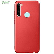 Kryt na mobil Lenuo Leshield pro Xiaomi Redmi Note 8, červený