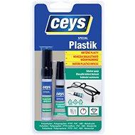 SPECIAL PLASTIK na obtížné plasty 3 g + 4 ml - Lepidlo