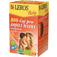 LEROS Baby ORGANIC Tea for Nursing Mothers 20 x 2g - Nursing Tea