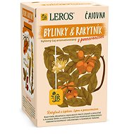Leros Tearoom Sea Buckthorn and Orange 20 x 2g - Tea