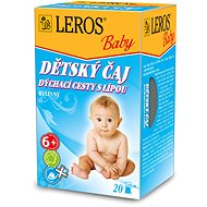 LEROS Baby Children's Tea Respiratory System with Linden 20 x 2g - Children's Tea