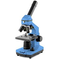 Levenhuk Rainbow 2L Azure - modrý - Mikroskop