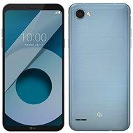 LG Q6 (M700A) Dual SIM 32GB platinum - Mobilní telefon