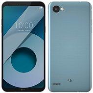 LG Q6 (M700N) Single SIM 32GB Ice platinum - Mobilní telefon