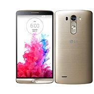 LG G3 (D855) Shine Gold 32GB - Mobilní telefon