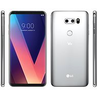 LG V30 ThinQ Cloud Silver