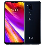 LG G7 ThinQ Black - Mobilní telefon