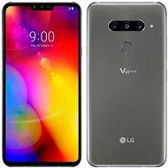 LG V40 ThinQ šedá - Mobilní telefon