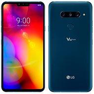 LG V40 ThinQ 128GB modrá - Mobilní telefon