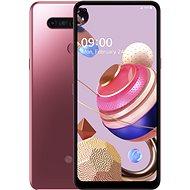 LG K51S růžová - Mobilní telefon
