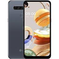 LG K61 šedá - Mobilní telefon