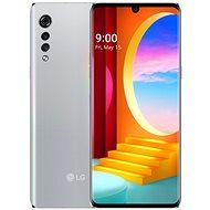 LG Velvet LTE stříbrná