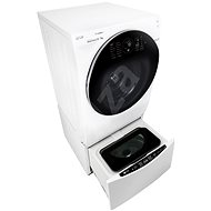 LG F126G1BCH2N + LG F28K5XN3 - Washer and dryer set