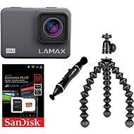 LAMAX X10.1 + Alza Foto Video Starter Kit 2019