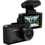 LAMAX T10 4K GPS (with Radar Reporting) - Dash Cam
