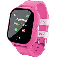 LAMAX WatchY2 Pink - Smartwatch