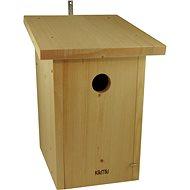 KikiTiki STAVEBNICE - BASIC O 45 mm - ptačí budka špačník - Stavebnice ptačí budky a krmítka